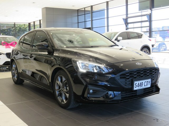 Used Ford Focus SA 2019.75MY ST-Line Edwardstown, SA 2019.75MY ST-Line Hatch 5dr Auto 8sp 1.5T