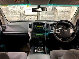 2015 Toyota Landcruiser VDJ200R GX Silver 6 Speed Sports Automatic Wagon