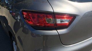 2015 Renault Clio IV B98 Expression EDC Grey 6 Speed Sports Automatic Dual Clutch Hatchback