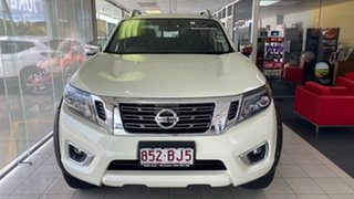 2020 Nissan Navara D23 S4 MY20 ST-X White Pearl 6 Speed Manual Utility
