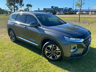 2019 Hyundai Santa Fe TM.2 MY20 Highlander Magnetic Force 8 Speed Sports Automatic Wagon.