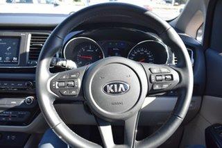 2020 Kia Carnival YP MY20 SLi Black/Grey 8 Speed Sports Automatic Wagon
