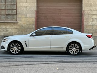 2014 Holden Calais VF MY15 V White 6 Speed Sports Automatic Sedan
