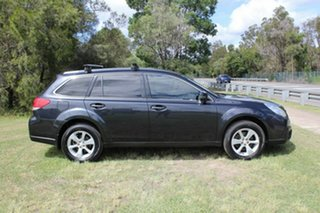 2013 Subaru Outback B5A MY14 2.0D Lineartronic AWD Premium Grey 7 Speed Constant Variable Wagon