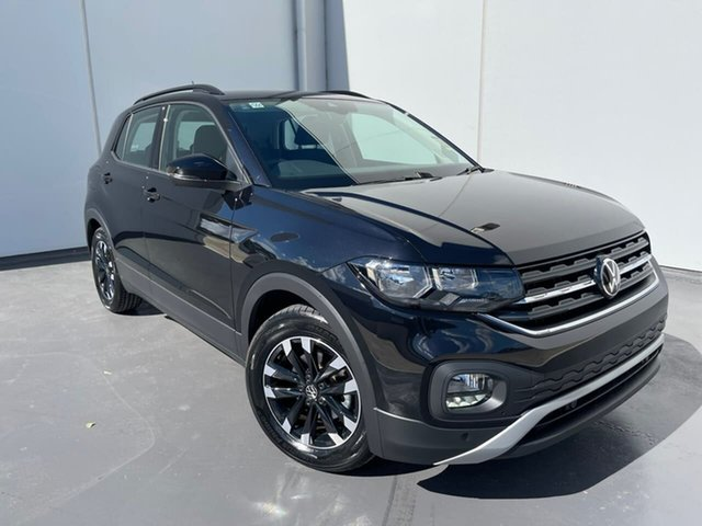 New Volkswagen T-Cross C1 MY21 85TSI DSG FWD Life Liverpool, 2020 Volkswagen T-Cross C1 MY21 85TSI DSG FWD Life 2t2t 7 Speed Sports Automatic Dual Clutch Wagon