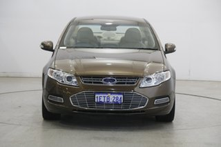 2013 Ford Falcon FG MkII G6E EcoBoost Bronze 6 Speed Sports Automatic Sedan.