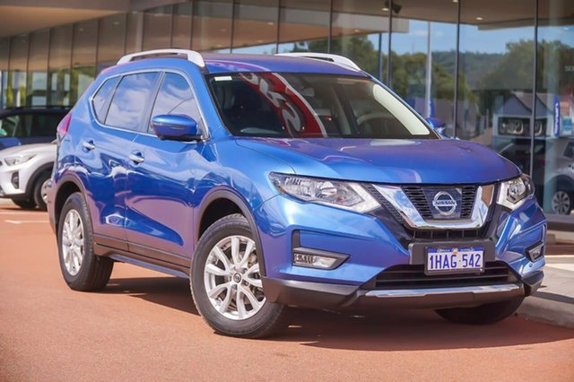 Used Nissan X-Trail T32 Series II ST-L X-tronic 2WD Gosnells, 2020 Nissan X-Trail T32 Series II ST-L X-tronic 2WD Blue 7 Speed Constant Variable Wagon