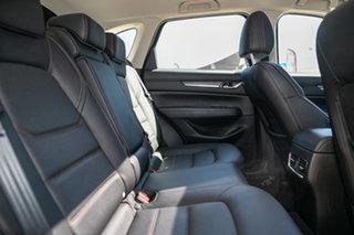 2017 Mazda CX-5 KF4WLA GT SKYACTIV-Drive i-ACTIV AWD Deep Crystal Blue 6 Speed Sports Automatic