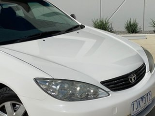 2005 Toyota Camry MCV36R Altise White 4 Speed Automatic Sedan