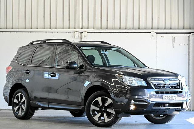 Used Subaru Forester S4 MY18 2.5i-L CVT AWD Laverton North, 2017 Subaru Forester S4 MY18 2.5i-L CVT AWD Grey 6 Speed Constant Variable Wagon