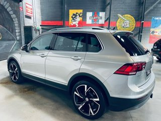 2017 Volkswagen Tiguan 5N MY18 110TDI DSG 4MOTION Comfortline Grey 7 Speed