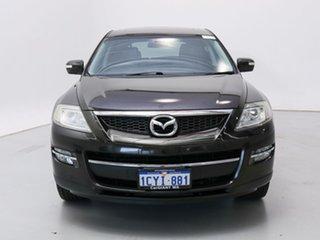 2008 Mazda CX-9 Luxury Black 6 Speed Auto Activematic Wagon.