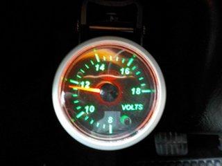 2008 Nissan Navara D22 MY2008 ST-R Green 5 Speed Manual Utility