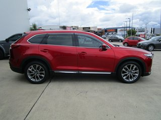 2018 Mazda CX-9 TC GT SKYACTIV-Drive Red 6 Speed Sports Automatic Wagon