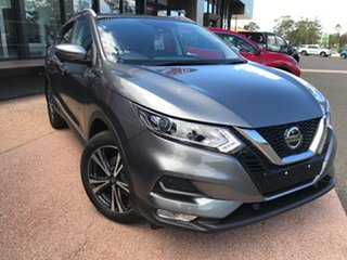 2020 Nissan Qashqai J11 Series 3 MY20 ST-L X-tronic Grey 1 Speed Constant Variable Wagon.