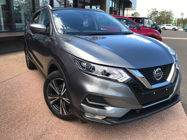New Nissan Qashqai J11 Series 3 MY20 ST-L X-tronic South Gladstone, 2020 Nissan Qashqai J11 Series 3 MY20 ST-L X-tronic 1 Speed Constant Variable Wagon