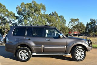 2015 Mitsubishi Pajero NX MY15 Exceed Grey 5 Speed Sports Automatic Wagon.