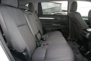 2017 Toyota Kluger GSU55R GX AWD Crystal Pearl 8 Speed Automatic Wagon