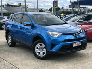 2016 Toyota RAV4 ZSA42R GX 2WD Blue 7 Speed Constant Variable Wagon.