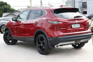 2017 Nissan Qashqai J11 Series 2 N-TEC X-tronic Magnetic Red 1 Speed Constant Variable Wagon.