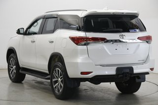 2017 Toyota Fortuner GUN156R Crusade White 6 Speed Automatic Wagon
