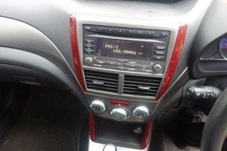 2008 Subaru Forester S3 MY09 XS AWD Silver 4 Speed Sports Automatic Wagon
