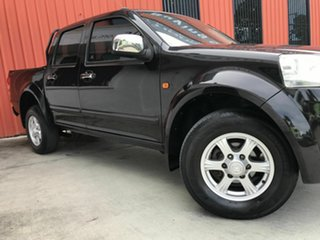 2011 Great Wall V200 K2 MY11 4x2 Black 6 Speed Manual Utility