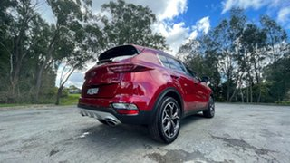 2021 Kia Sportage QL MY21 GT-Line AWD Fiery Red 8 Speed Sports Automatic Wagon