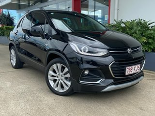 2017 Holden Trax TJ MY18 LT Black 6 Speed Automatic Wagon.