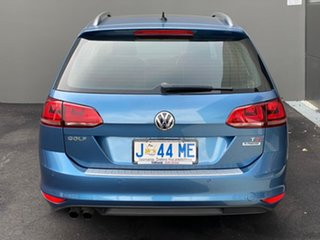 2016 Volkswagen Golf VII MY16 110TSI DSG Highline Blue 7 Speed Sports Automatic Dual Clutch Wagon