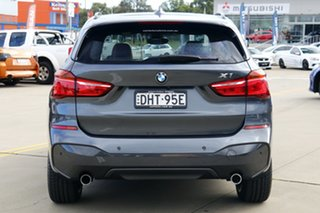 2016 BMW X1 F48 xDrive25i Steptronic AWD Grey 8 Speed Sports Automatic Wagon