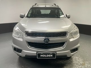 2016 Holden Colorado 7 RG MY16 LT Silver 6 Speed Sports Automatic Wagon