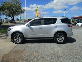 2017 Holden Trailblazer RG MY18 LTZ Silver 6 Speed Sports Automatic Wagon