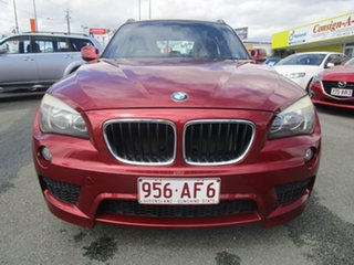 2011 BMW X1 E84 MY11.5 sDrive20d Steptronic Red 6 Speed Sports Automatic Wagon