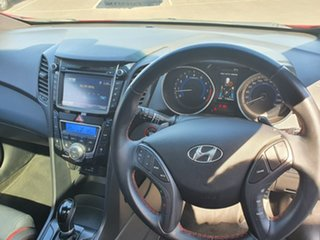2016 Hyundai i30 GD5 Series II MY17 SR Premium Red 6 Speed Sports Automatic Hatchback