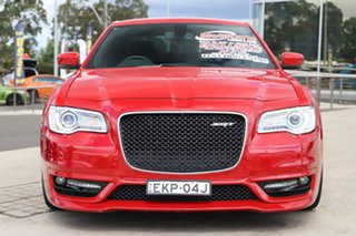 2017 Chrysler 300 LX MY17 SRT Core Redline Pearl 8 Speed Sports Automatic Sedan