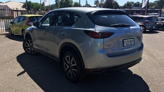 2018 Mazda CX-5 KF4WLA GT SKYACTIV-Drive i-ACTIV AWD Billet Silver 6 Speed Sports Automatic Wagon.