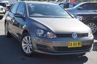 2017 Volkswagen Golf VII MY17 92TSI DSG Comfortline Grey 7 Speed Sports Automatic Dual Clutch.