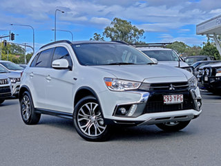 2018 Mitsubishi ASX XC MY18 XLS 2WD 1 Speed Constant Variable Wagon.