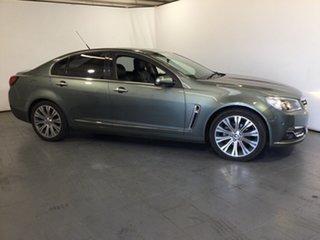2014 Holden Calais VF MY14 V Grey 6 Speed Sports Automatic Sedan