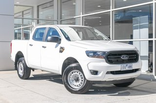 2019 Ford Ranger PX MkIII 2019.00MY XL Hi-Rider White 6 Speed Sports Automatic Double Cab Pick Up.
