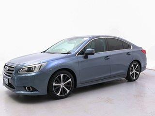 2016 Subaru Liberty MY15 2.5I Premium Grey Continuous Variable Sedan.