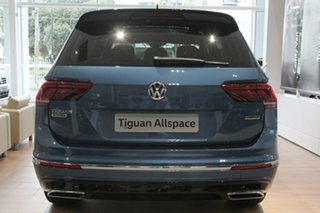 2021 Volkswagen Tiguan 5N MY21 162TSI Highline DSG 4MOTION Allspace Blue 7 Speed