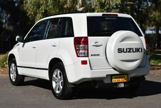 2008 Suzuki Grand Vitara JB MY09 White 4 Speed Automatic Wagon