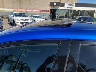 2010 Subaru Impreza MY10 WRX Club Spec 10 Blue 5 Speed Manual Sedan