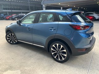 2020 Mazda CX-3 DK2W7A sTouring SKYACTIV-Drive FWD Eternal Blue 6 Speed Sports Automatic Wagon