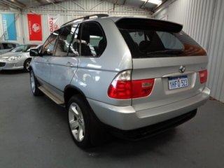 2006 BMW X5 E53 MY05 Steptronic Silver 5 Speed Sports Automatic Wagon