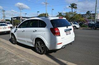 2016 Holden Captiva CG MY17 7 LTZ (AWD) White 6 Speed Automatic Wagon
