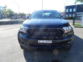 2020 Ford Ranger PX MKIII 2020.2 XLS Shadow Black 6 Speed Sports Automatic Double Cab Pick Up