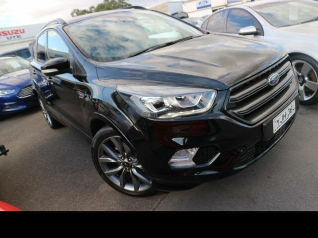 Used Ford Escape Kingswood, Ford 2019.75MY SUV ST LINE . 2.0 PET A 6SP AWD